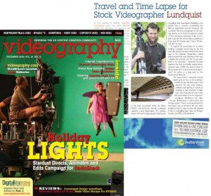 Videography Magazine Dec 2009